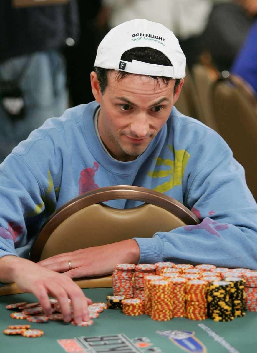 David Einhorn competes in the 2006 World Series