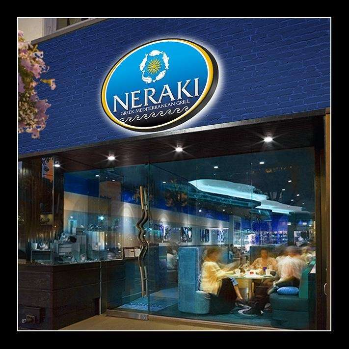 A look at Neraki Greek Mediterranean Grill in