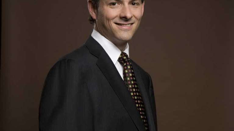 David Einhorn, president of the hedge fund Greenlight