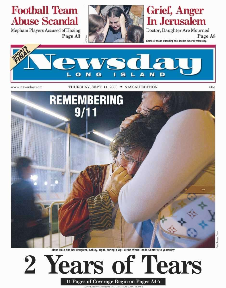 Thursday, September 11, 2003.