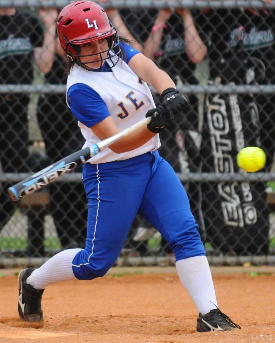 East Meadow High School catcher #2 Madison West