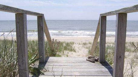 Main Beach in East Hampton ranks 4th is