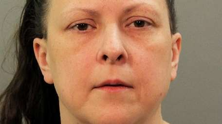 Nancy Cook, of East Rockaway, was charged with