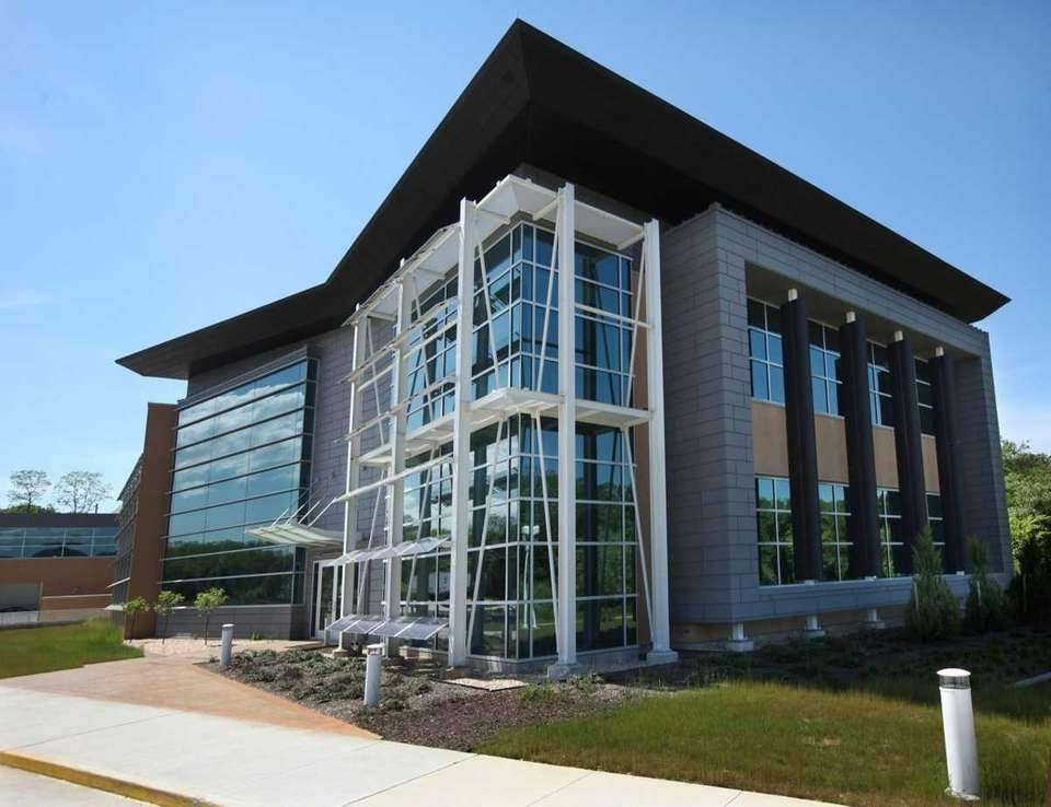 The $35-million Advanced Energy Research and Technology Center