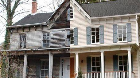 Stewardship of the splendidly restored historic home in