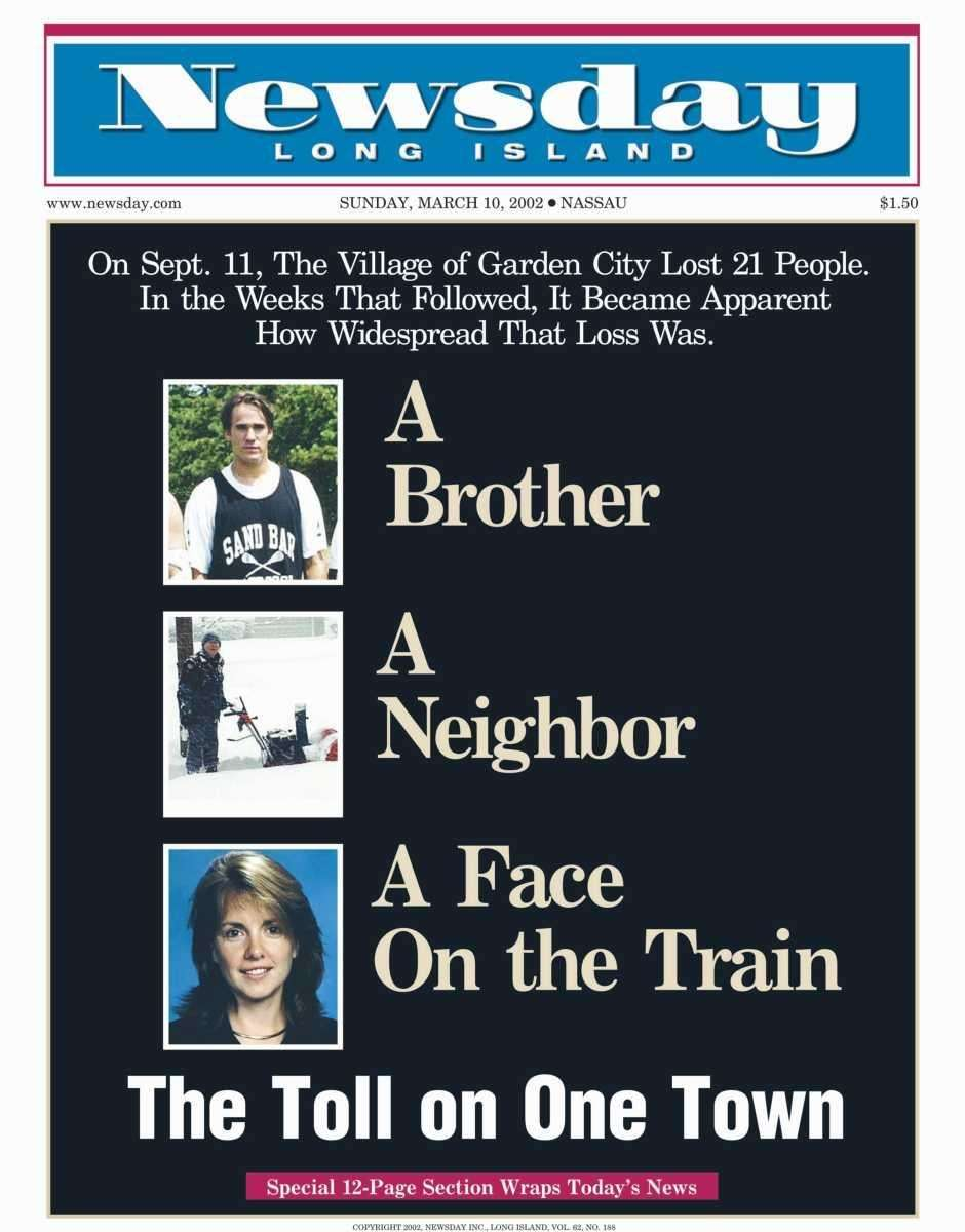 Sunday, March 10, 2002. Read the story