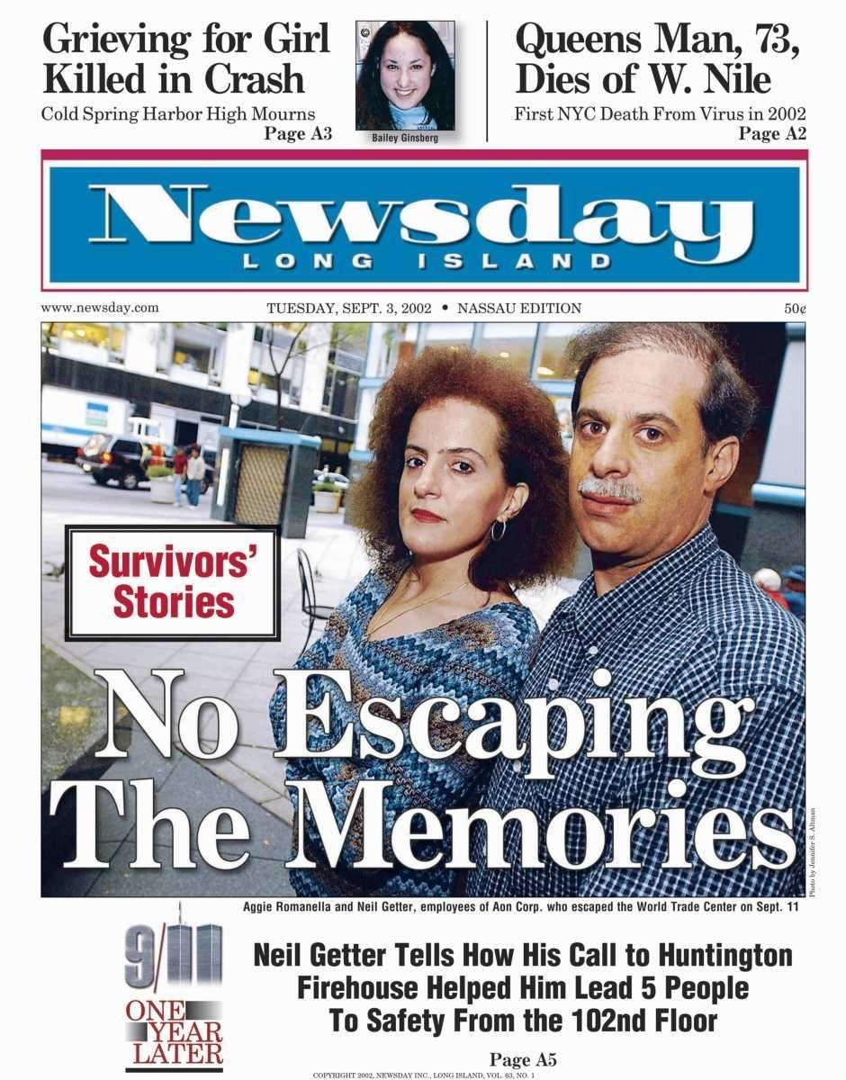 Tuesday, September 3, 2002. Read the story