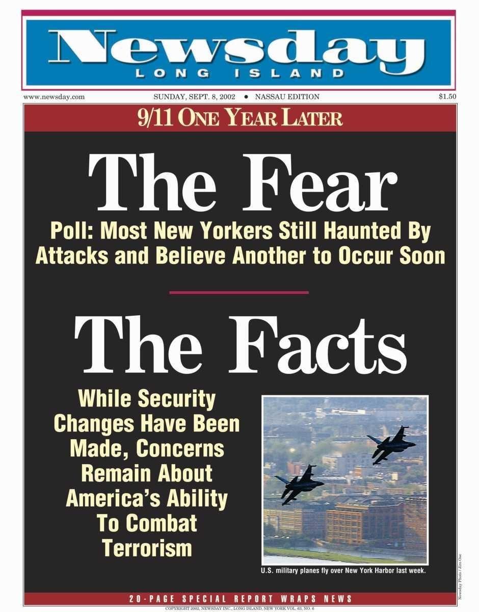Sunday, September 8, 2002. Read the Story