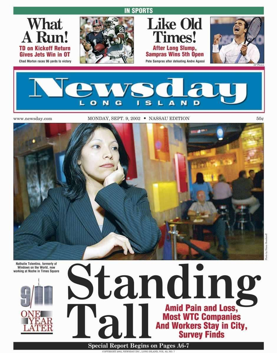 Monday, September 9, 2002. Read the story