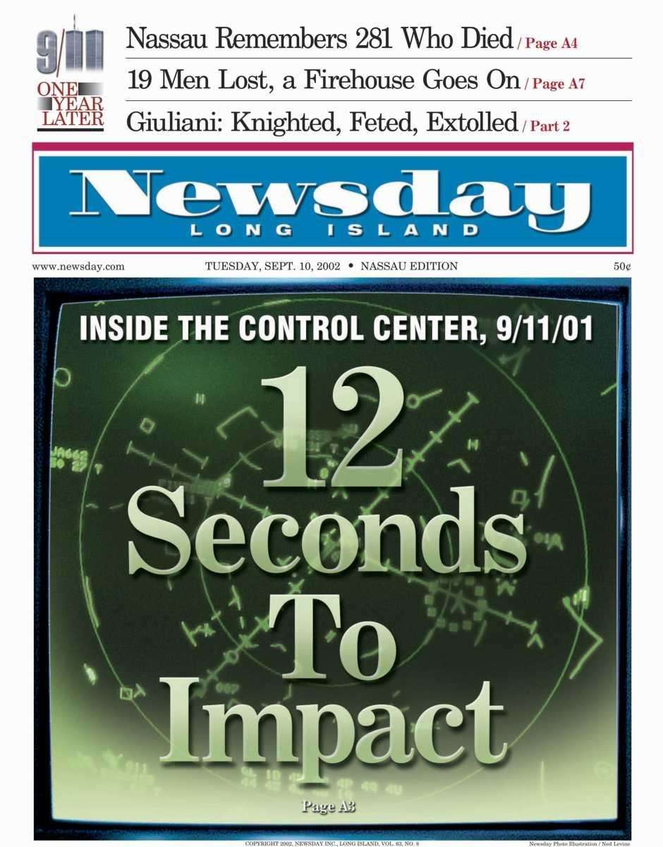 Tuesday, September 10, 2002. Read the story