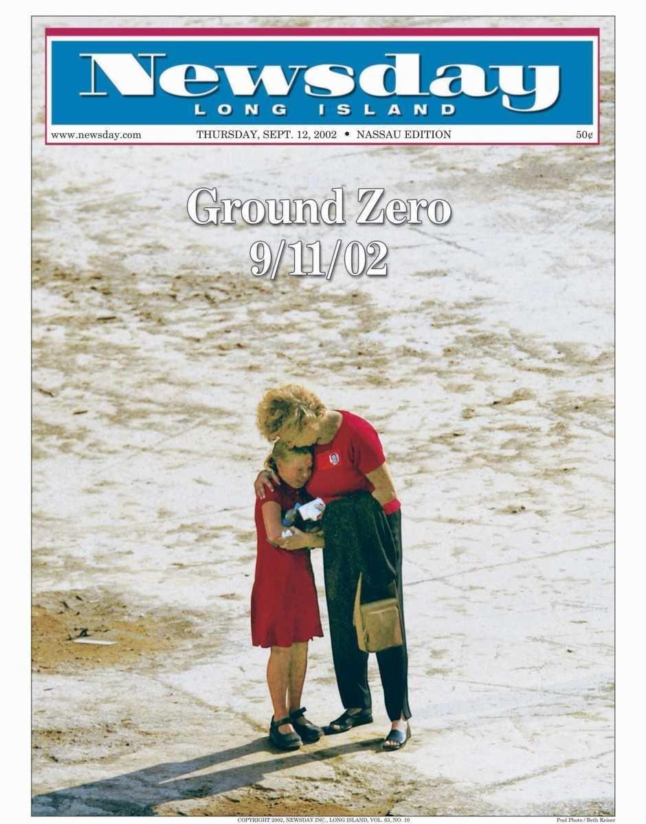 Thursday, September 12, 2002. Read the story
