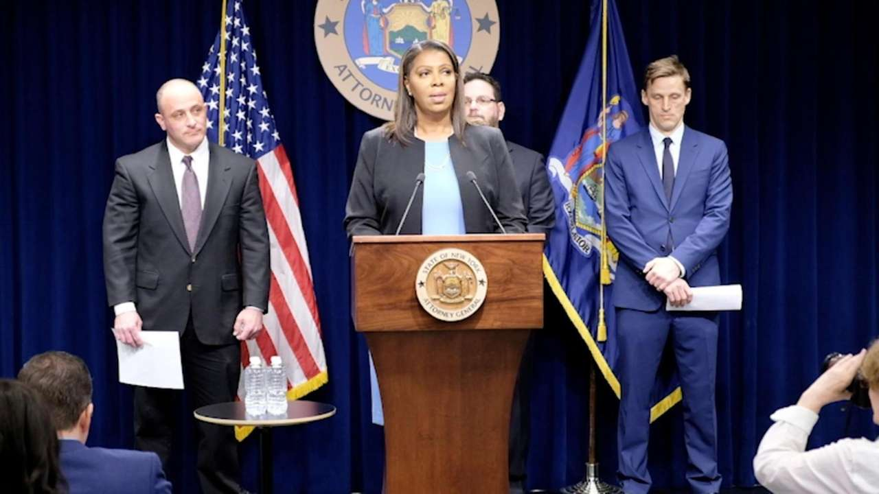 On Thursday, Attorney General Letitia James announcedthe expansion