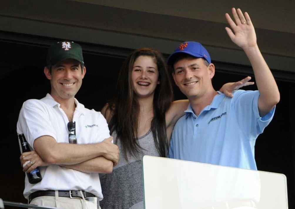 New York Mets prospective minority owner David Einhorn,
