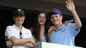 New York Mets prospective minority owner David Einhorn,