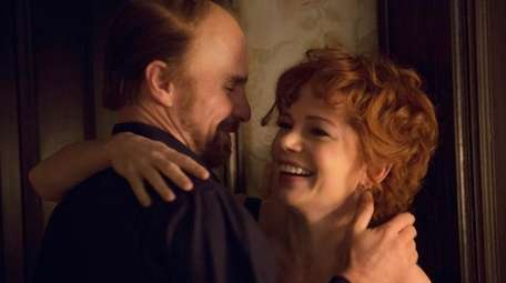 Sam Rockwell as Bob Fosse, Michelle Williams