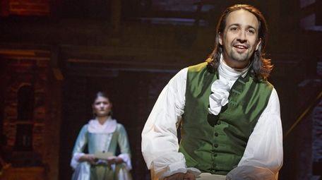 Lin-Manuel Miranda stars respectively as Alexander Hamilton in