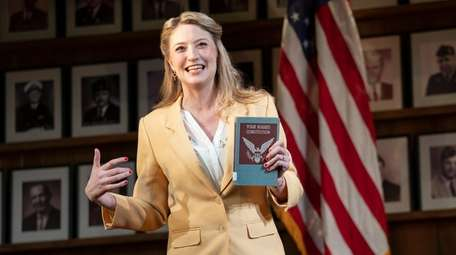 Heidi Schreck wrote and stars in the Broadway