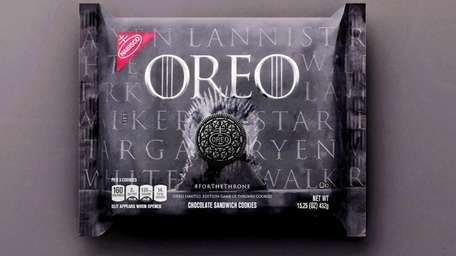 "New ""Game of Thrones"" Oreos will hit shelves"