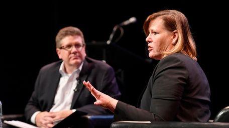 Dawn Zier, former Nutrisystem CEO,  talks business