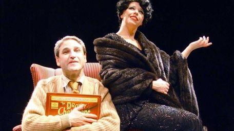Jeffrey Sanzel as Man in Chair and Jennifer