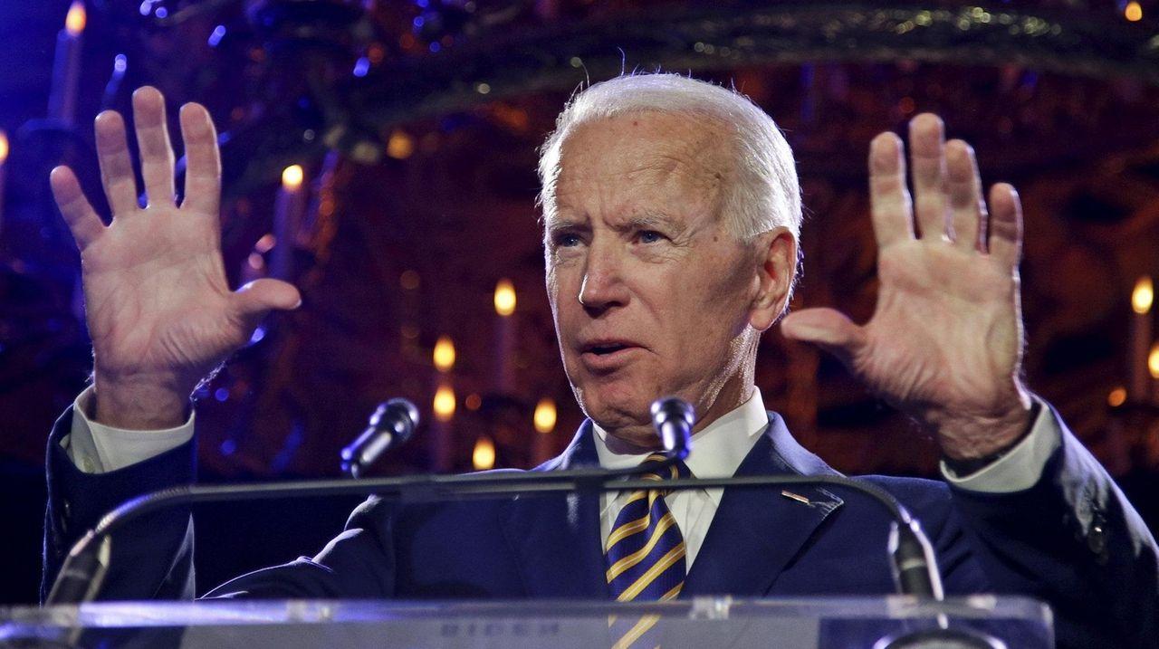 Dobie: Biden's inaction a tough hill to climb