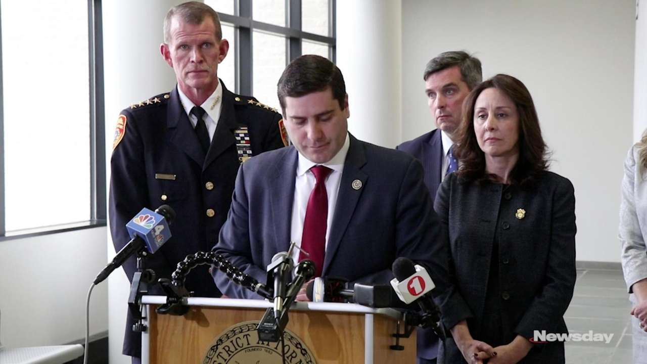 Suffolk County District Attorney Timothy Sini announced Friday
