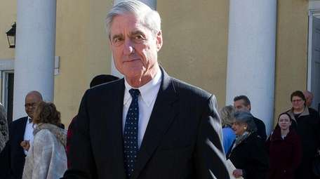 Special counsel Robert Mueller, who has filed his