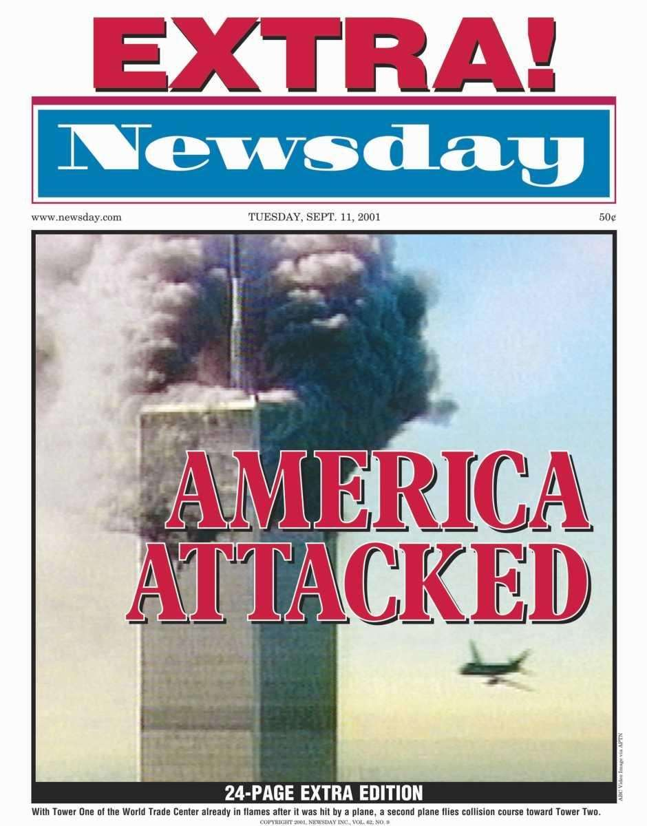 Tuesday, September 11, 2001. Read Newsday's coverage from