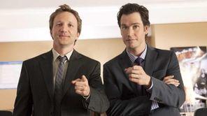 Mark-Paul Gosselaar and Breckin Meyer star in TNT's