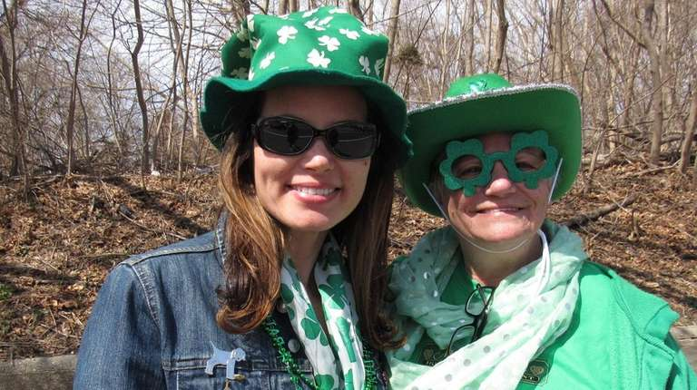 The Jamesport St. Patrick's Day Parade was held