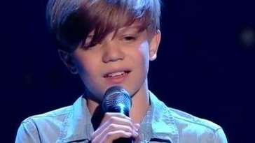 Ronan Parke, 12, of Norwich, England, is a