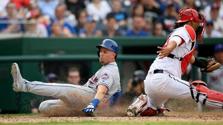 be6b5bbe5a Jeff McNeil making a (nick)name for himself with Mets | Newsday