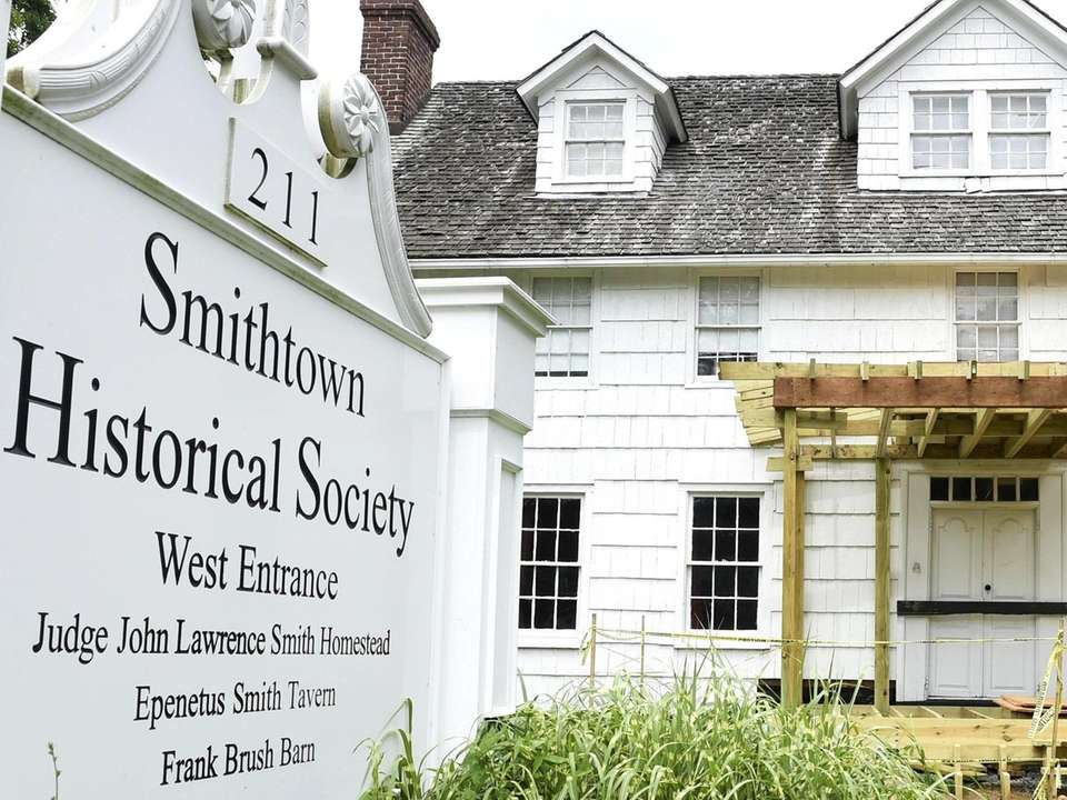 The Smithtown Historical Society (239 E Main St.,