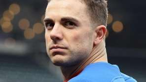 David Wright (5) of the New York Mets