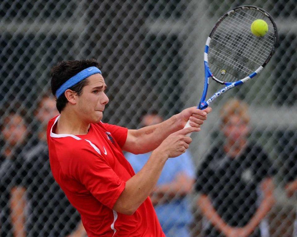 Alex Tropiano of Cold Spring Harbor High School