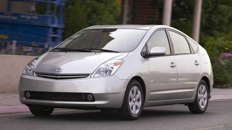 Toyota is recalling thousands of Prius cars because