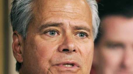New York Senate Minority Leader Dean Skelos, R-Rockville