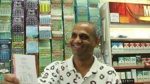 Mitul Patel, owner of the Maulik & Chandni