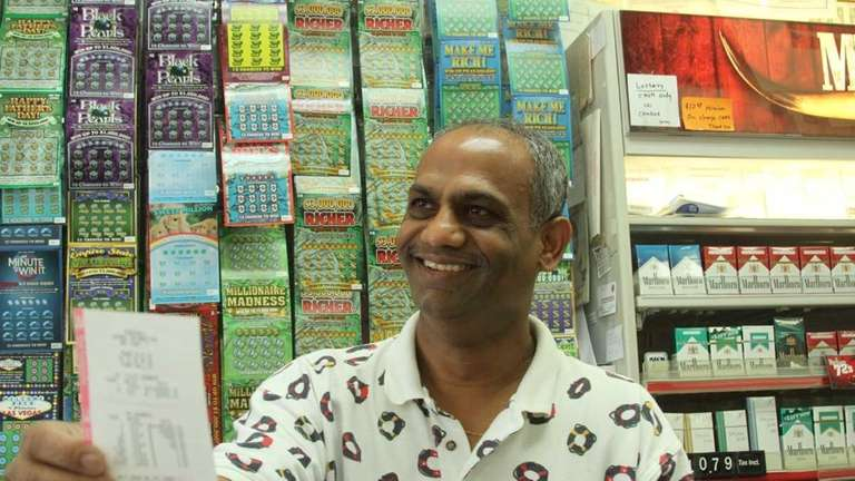 Mitul Patel, owner of the Maulik & Chandni