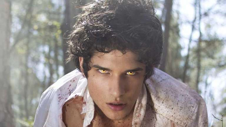 Scott McCall (as played by Tyler Posey) in