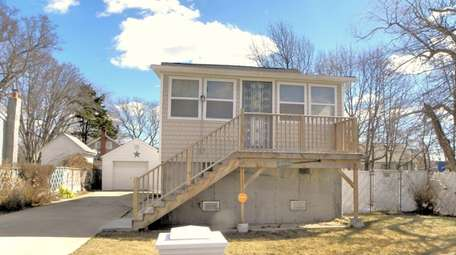 This Mastic Beach house is listed for $169,000.