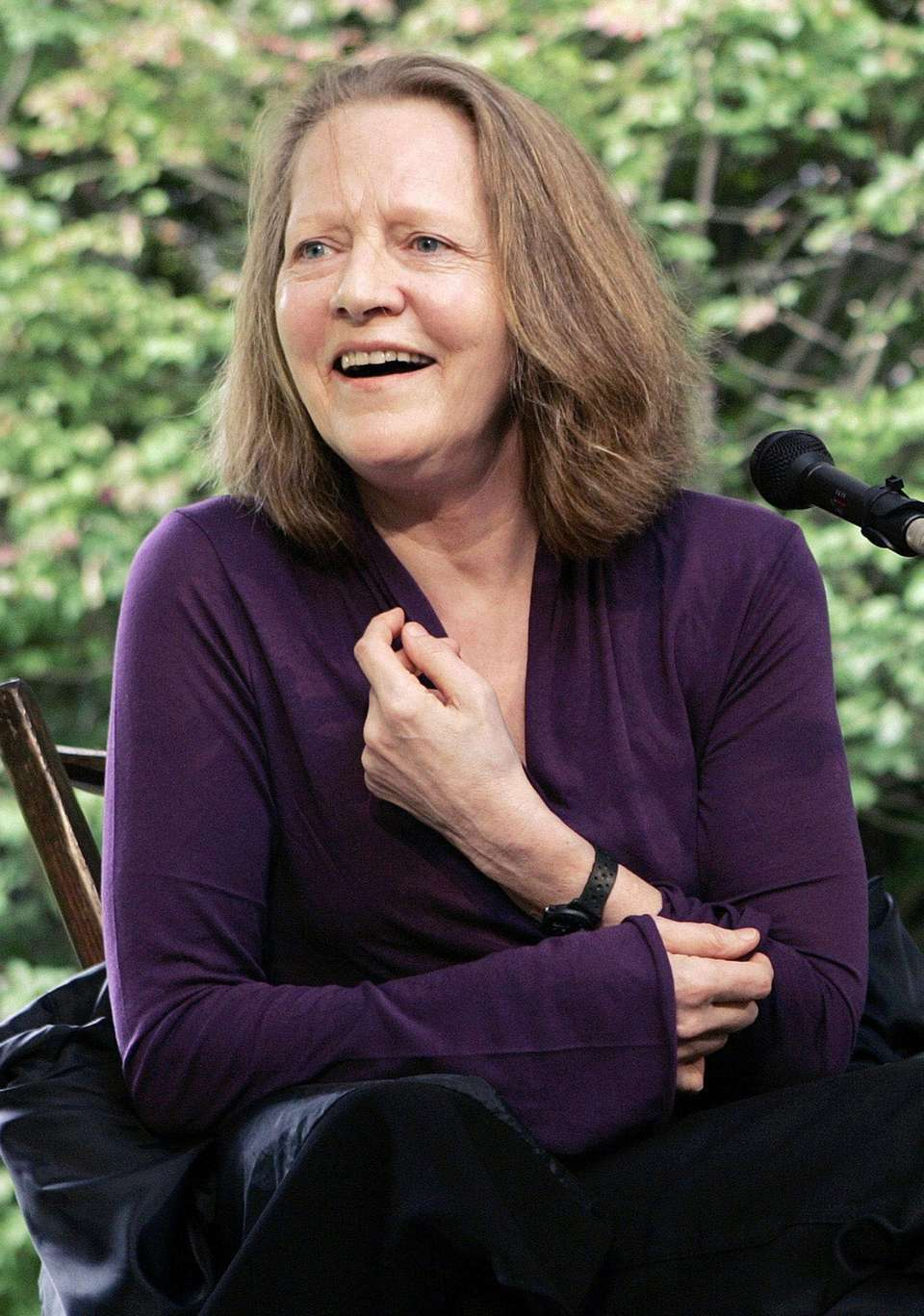 Linda Gregg, an award-winning poet, died March 20,