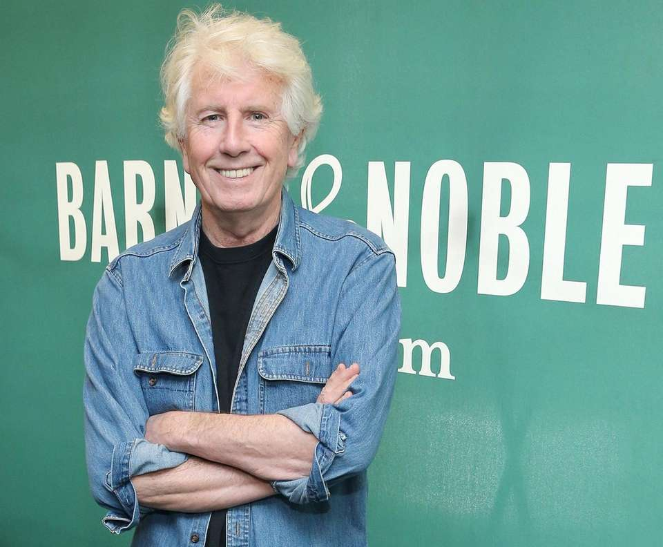 Graham Nash was inducted twice: with Crosby, Stills