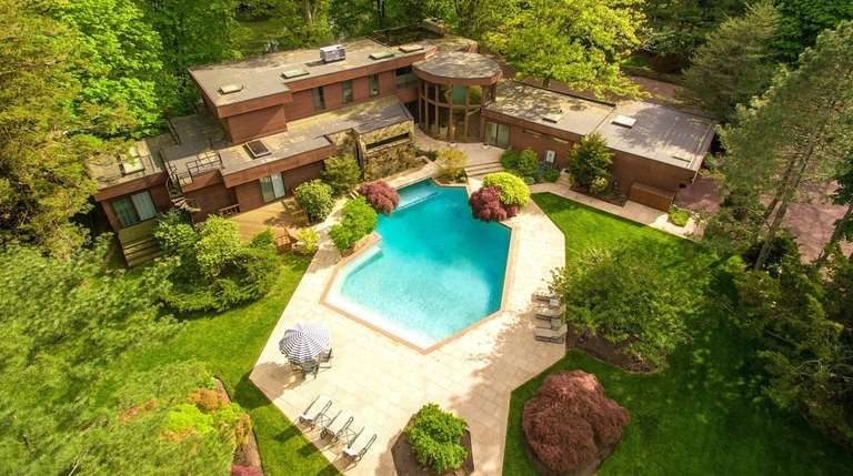 An Old Westbury home listed for $5.128 million
