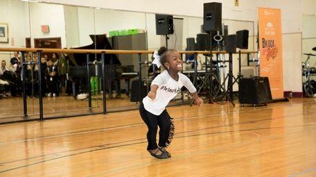 Juliana Stephen, 10, of Ronkonkoma, will perform in