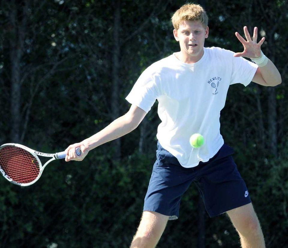 Dan Grinshteyn with the shot. (June 2, 2011)