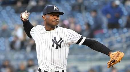 Yankees' Domingo German allowed one unearned run and