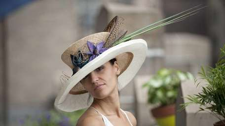 Christine A. Moore hat trunk show, June 9-10,