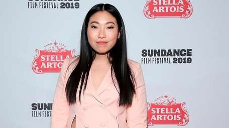 "Awkwafina, who shot to stardom in ""Crazy Rich"