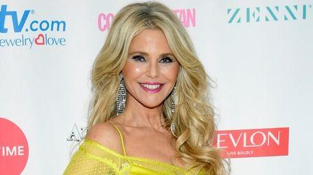 Christie Brinkley attends Lifetime's American Beauty Star Season